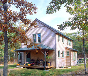 Cape Cod House Plans – ArchitecturalHousePlans.com Nantuckett Cottage Small House Plans on
