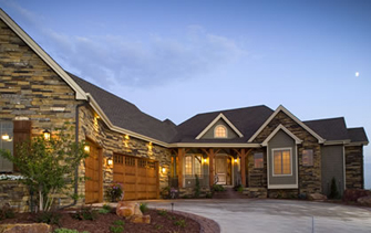 Picture of a Ranch Style House