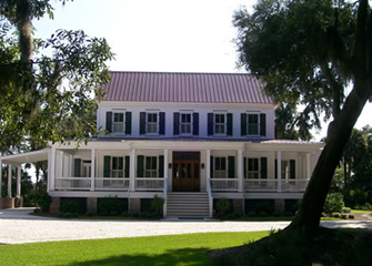 Picture of a Southern Style House