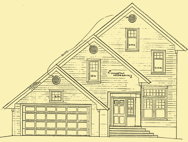 Front Elevation For Family Tradition