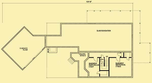 Lower Level Floor Plans For Great Side Views