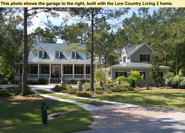Picture 1 of Low Country Living Garage