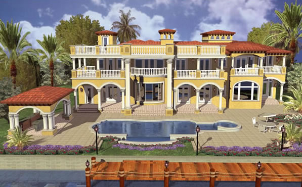 Picture 1 of Mediterranean Luxury