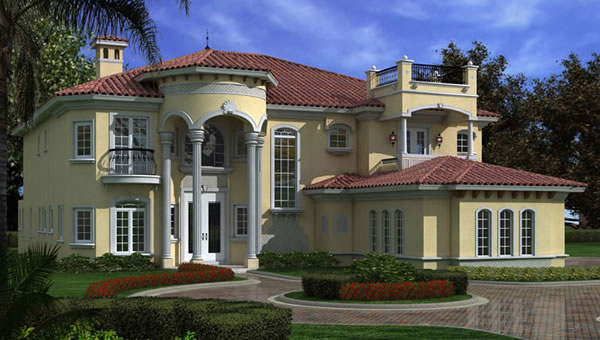 Picture 1 of Mediterranean Manor
