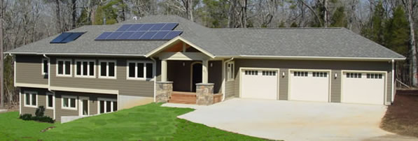 Picture 1 of Passive Solar Ranch House