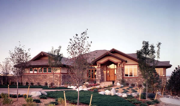 Picture 1 of Ranch-Style Craftsman