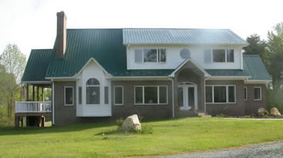 Picture 1 of SIPs Solar Home
