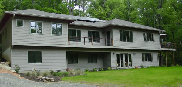 Picture 1 of Unique Passive Solar Home