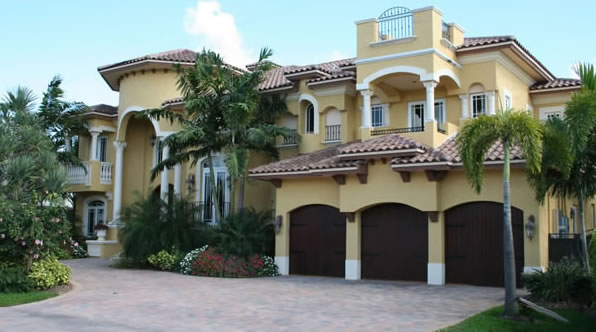 Picture 1 of Waterfront Mediterranean Manor
