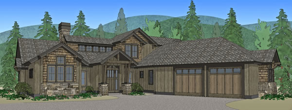 Picture 19 of Three Bedroom One-Story Craftsman