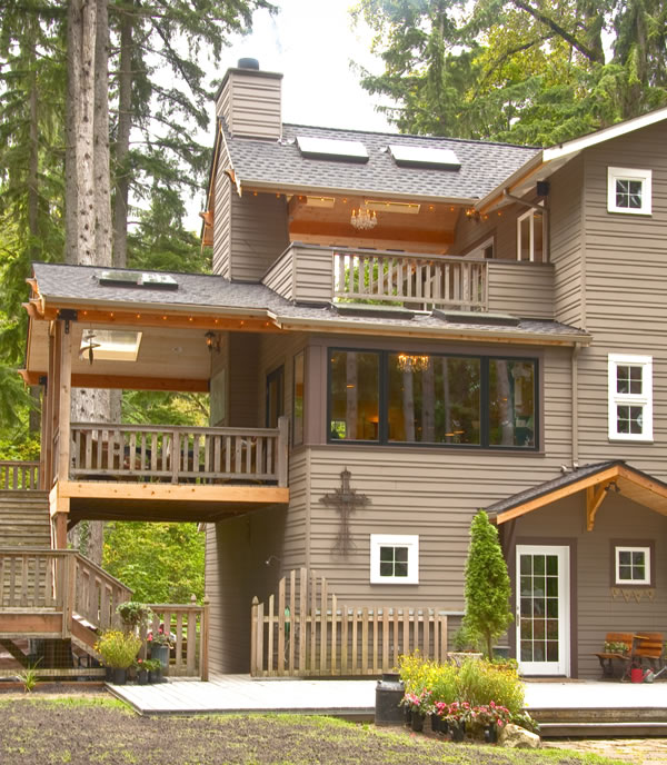 Picture 2 of Lake Cabin 2