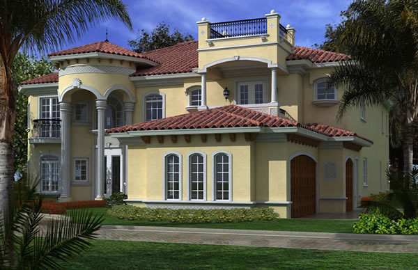 Picture 2 of Mediterranean Manor