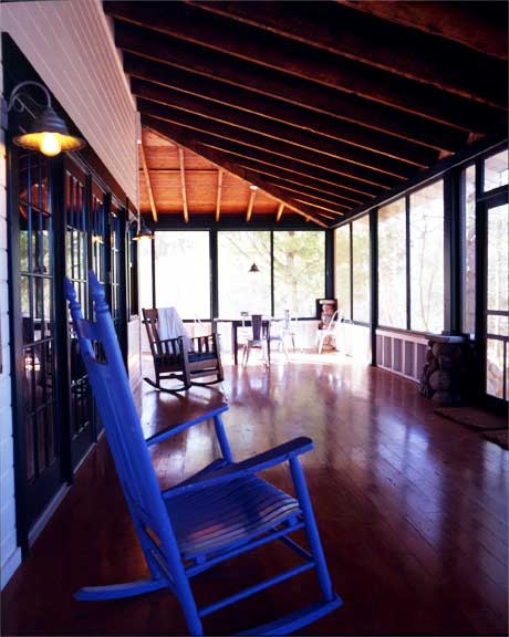 Picture 2 of Porch Cabin