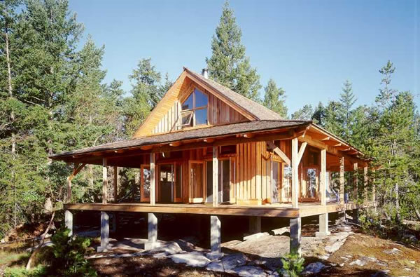 Picture 2 of Timber Cabin