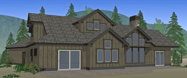 Picture 20 of Three Bedroom One-Story Craftsman