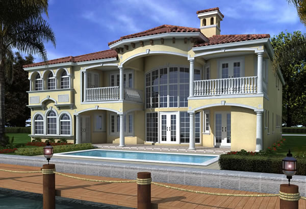 Picture 3 of Mediterranean Manor