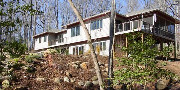 Picture 3 of Unique Passive Solar Home