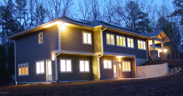 Picture 4 of Passive Solar Ranch House