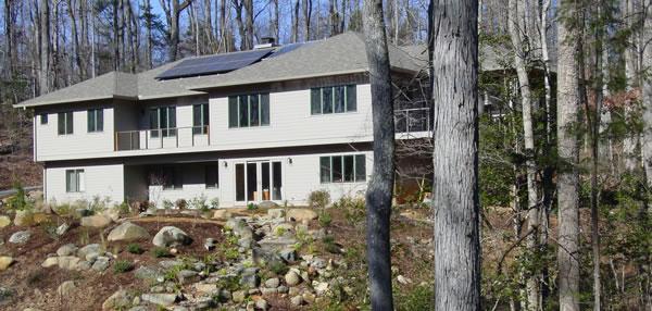 Picture 4 of Unique Passive Solar Home