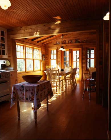 Picture 5 of Porch Cabin