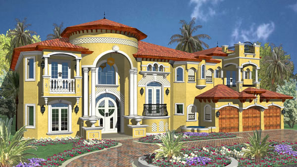 Picture 9 of Waterfront Mediterranean Manor