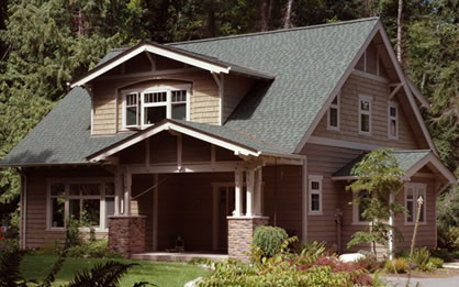 Arts Crafts Cottage Bungalow Plans For 3 Bedroom House