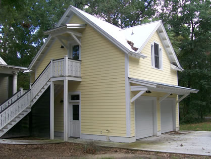 Picture of Carolina Craftsman Garage