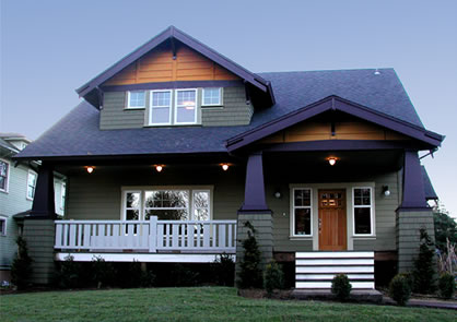 cozy craftsman bungalow - House Style Design