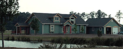 Picture of Craftsman Style Farmhouse
