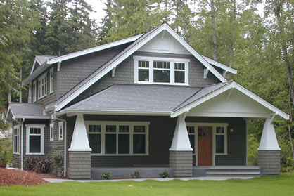 Craftsman Cottage House Plans With 2 Stories And 4 Bedrooms