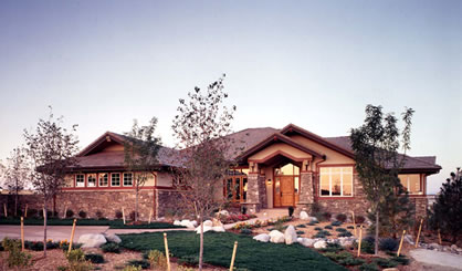 Picture of Ranch-Style Craftsman