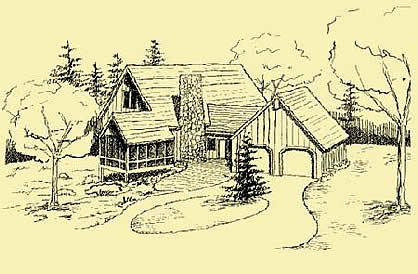 Picture of Rustic Retreat