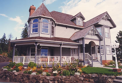Victorian House Plans 2 Story Home With Wrap Around Porch