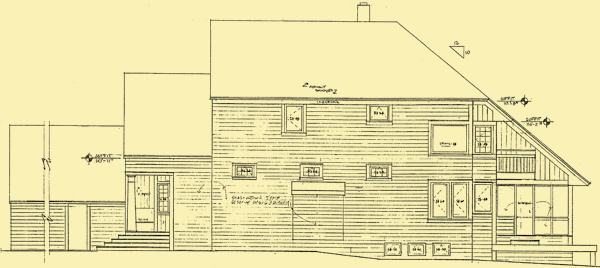 Side 1 Elevation For Family Tradition