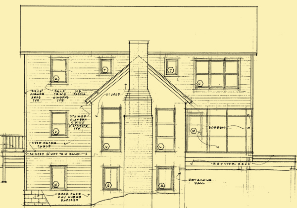 Side 1 Elevation For Heartland Farmhouse
