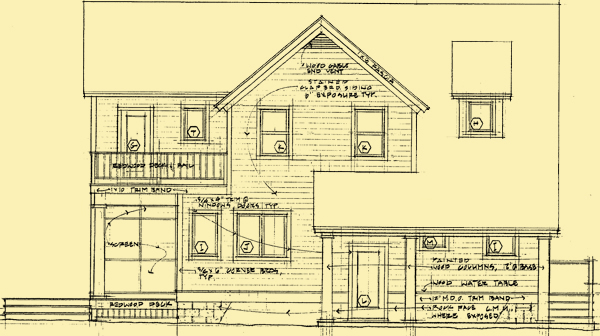 Side 2 Elevation For Heartland Farmhouse